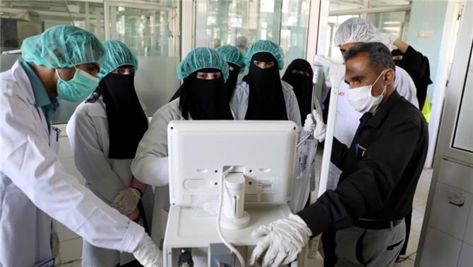 إستقالة عدد من الأطباء في مركز للعزل بمحافظة حضرموت