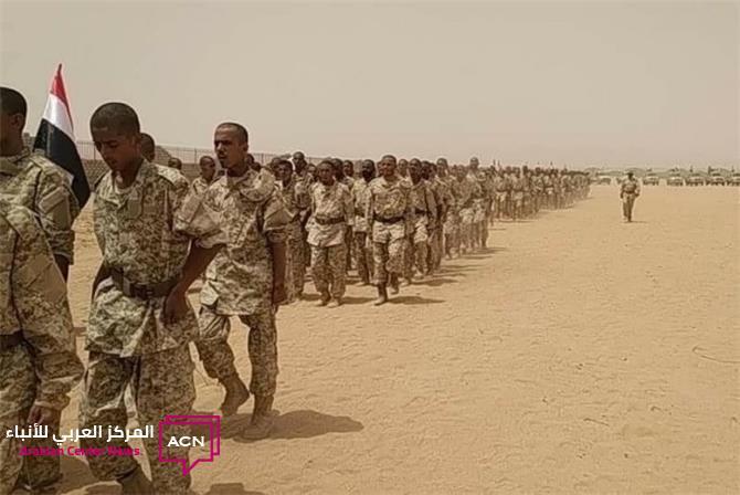 وسط صمت التحالف العربي وبدعم قطري تركي.. مليشيات الاخوان تدشن معسكر جديد في شبوة