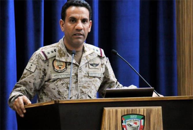 التحالف: الزوارق الحوثية المفخخة كانت تستهدف الملاحة
