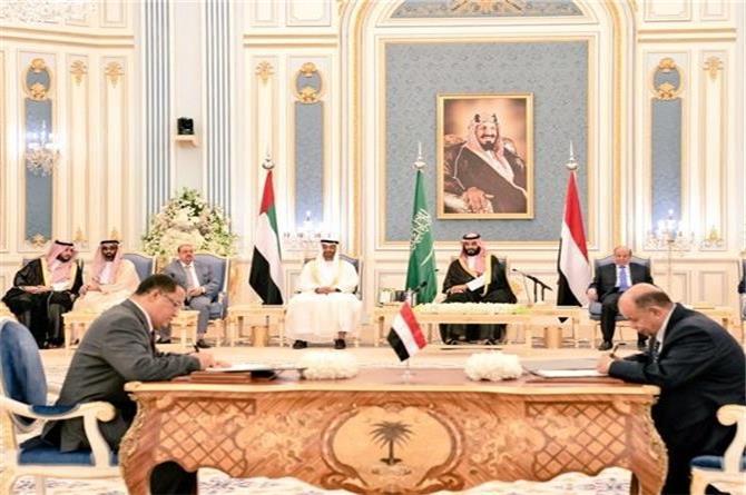 عاجل.. السعودية تقدم لحكومة اليمن والانتقالي آلية تسريع تنفيذ اتفاق الرياض