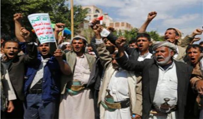 المليشيات الحوثية تصدر بياناً عسكرياً وتعلن ماحدث في مأرب