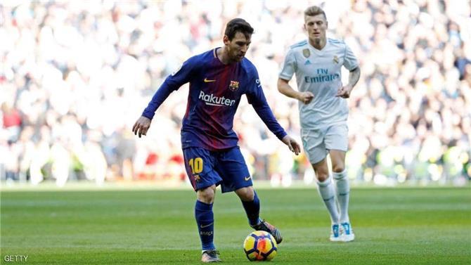 نجم ريال مدريد عن ميسي: لا نريده ولا يريدنا