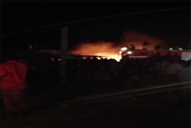 انفجار يهز مدينة الغيضة بالمهرة .. ومصدر يكشف السبب