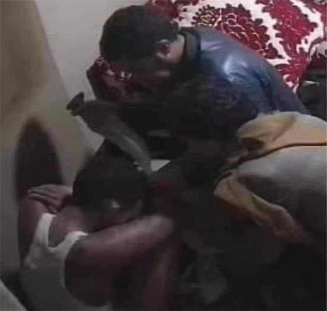 الإفراج عن المتهم السادس الذي قام بتقطيع شرايين