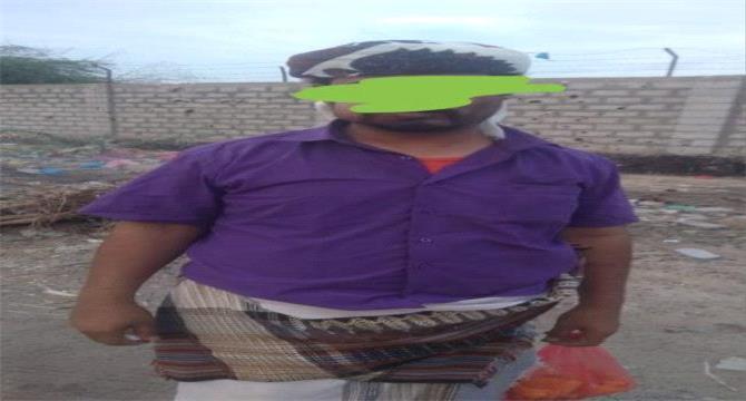 حزام أبين يلقي القبض على قاتل أحد الجنود في محافظة لحج