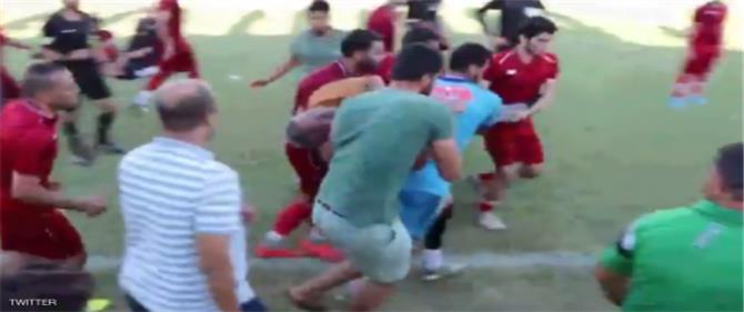وفاة مدرب فريق مصري على أرض الملعب