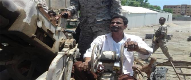 مقتل سند العقربي واندلاع اشتباكات مسلحة غرب عدن