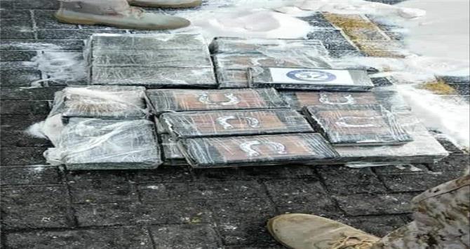 ضبط 3 أطنان من الحشيش وملايين الدولارات في ميناء عدن