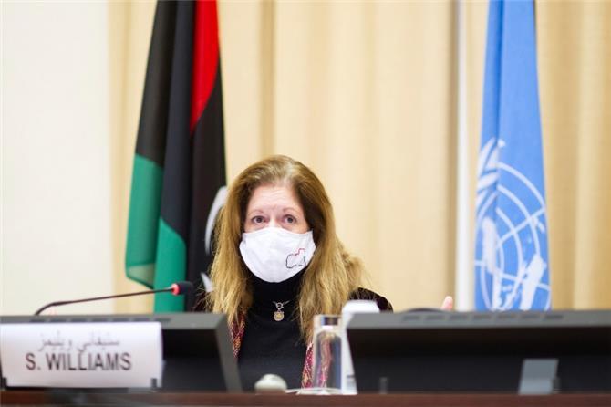 تفاهمات للجنة الاستشارية الليبية لاختيار السلطة التنفيذية