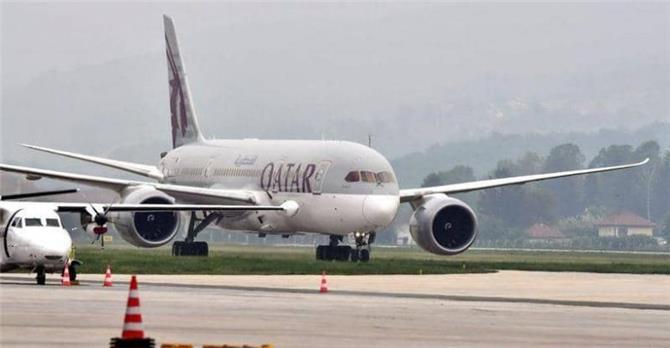 ردود فعل متباينة في مصر بعد إعادة فتح المجال الجوي أمام قطر