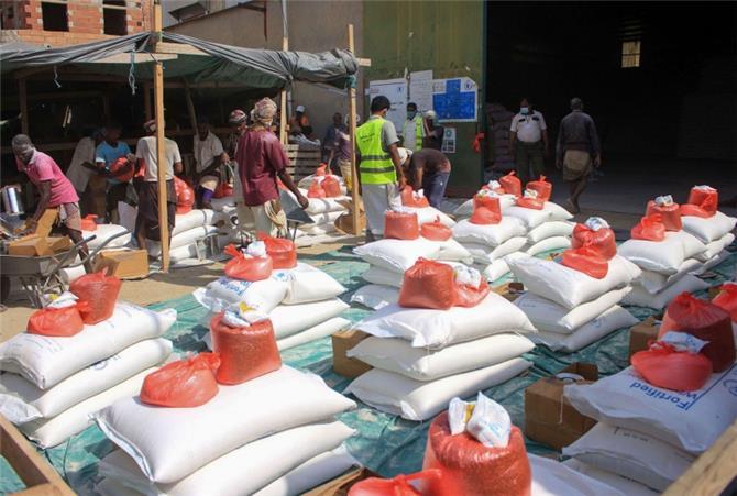 واشنطن تعفي منظمات الإغاثة من العقوبات المتعلقة بالحوثيين