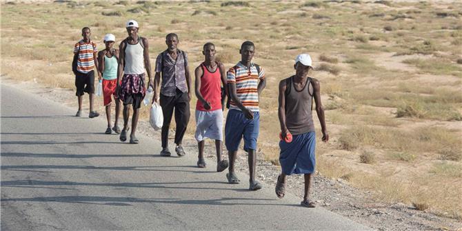 اليمن.. المهاجرون الأفارقة والإجرام الحوثي