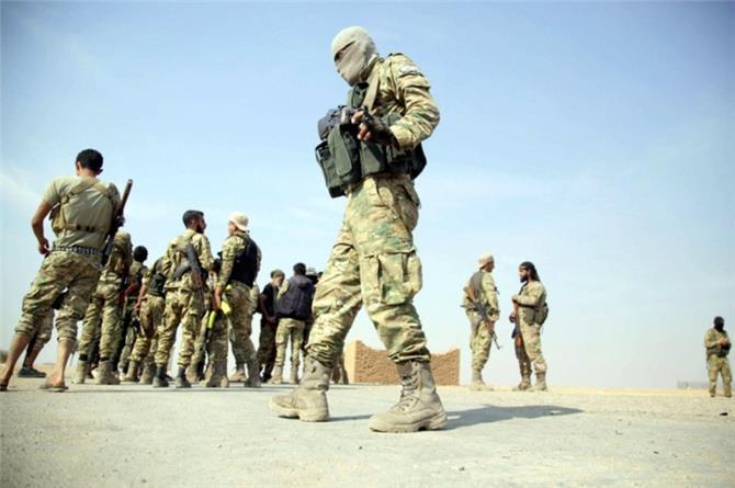 نجاح مسار الحل السياسي في ليبيا مرتبط بخروج المرتزقة