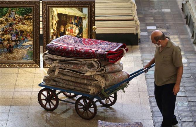 السوق العراقية وجهة تجار إيران للهروب من العقوبات الأميركية
