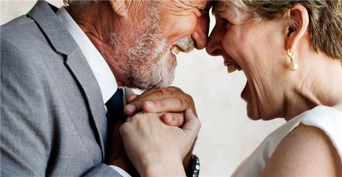 خرافات حول الشيخوخة