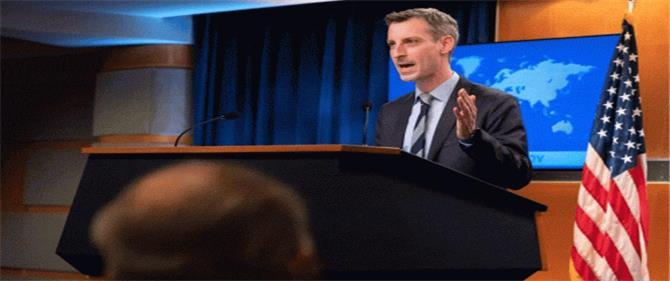 وزارة الخارجية الأمريكية: ندرس اتخاذ خطوات إضافية لمساءلة الحوثيين