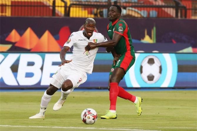 تأهل غينيا وبوركينا فاسو لنهائيات أمم أفريقيا