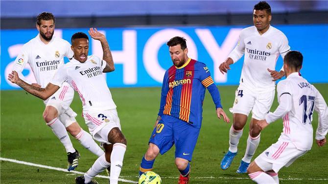 ترتيب الدوري الإسباني.. ريال مدريد يصعق برشلونة ويشعل الصدارة مع أتلتيكو مدريد