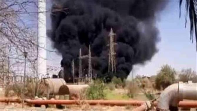 مسؤول استخباراتي يكشف مفاجأة بشأن تفجير نطنز الإيرانية