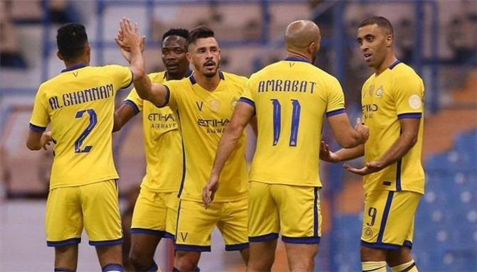 النصر السعودي يعلن عن تسع حالات إصابة بفيروس كورونا في النادي