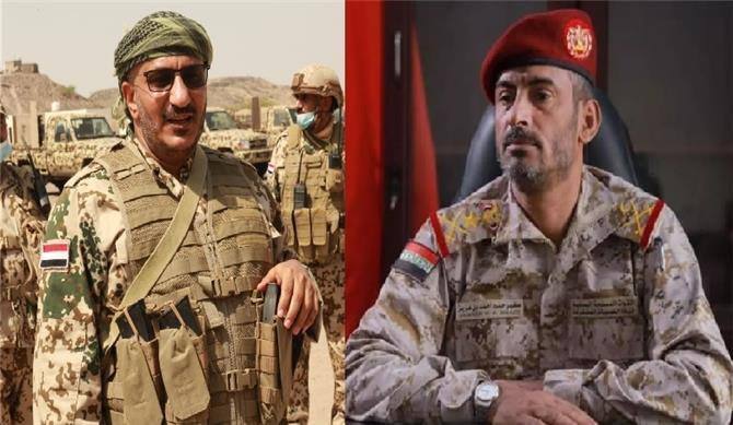 السعودية توجه بتسليم جبهات مارب لطارق صالح وعزيز بن صغير