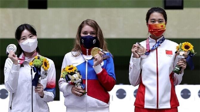 حصيلة اليوم السابع لميداليات أولمبياد