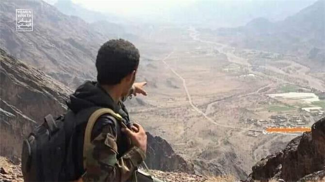 قوات الحوثي تسيطر على سلسلة جبلية في شبوة