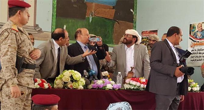 كيف تآمر إخوان الشرعية على الرئيس هادي؟