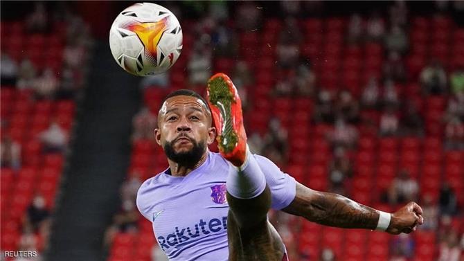 ديباي ينقذ برشلونة من فخ بلباو