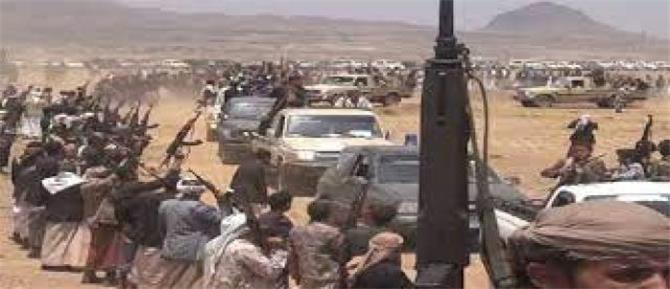 معارك عنيفة في محيط صنعاء بين القبائل والحوثيين.. لهذا السبب