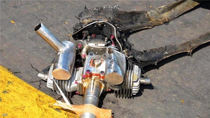إسقطا طائرة مفخخة استهدفت مطار أبها جنوب السعودية