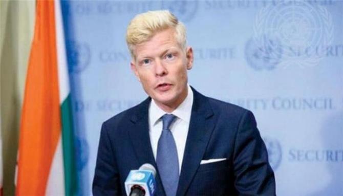 المبعوث الأممي لليمن يطالب بوقف التصعيد الحوثي في مأرب