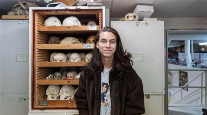 الجمجمة بـ2000 دولار... موقع لبيع العظام البشرية على الإنترنت