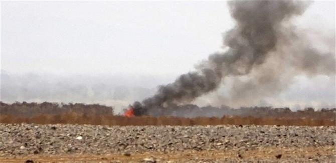 صحيفة دولية: مقتل 180 حوثياً جنوب مأرب اليمنية