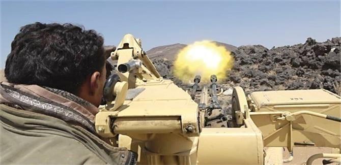 صحيفة: مقتل 165 حوثياً في جنوب مأرب اليمنية