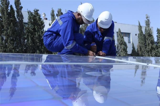 مبادرة دولية لجمع تريليون دولار لتطوير مشاريع الطاقة النظيفة
